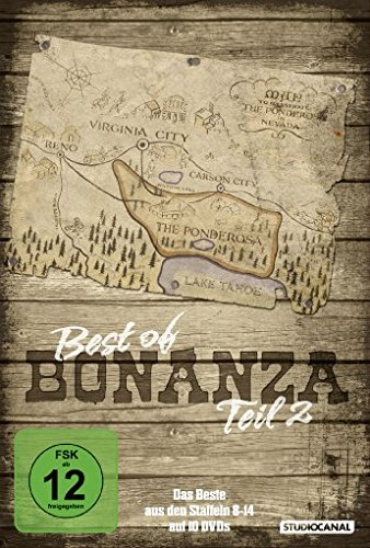 Bonanza - Best of Bonanza, Teil 2 [10 DVDs]