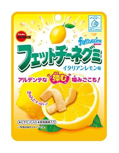 フェットチーネグミ レモン味 10袋