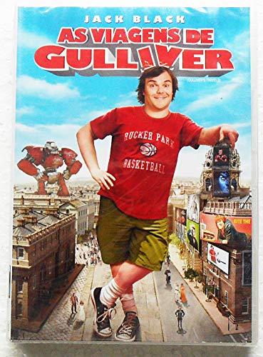 DVD AS VIAGENS DE GULLIVER