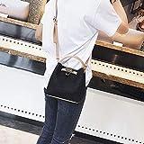 L.TSA Damen Handtaschen Top-Griff Mode Tragetaschen PU-Leder Umhängetaschen