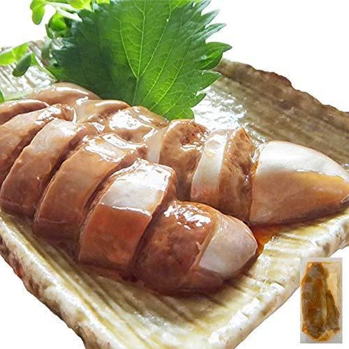 敬老の日 ギフト 珍味 いかわたルイベ 50g イカわた(肝/ゴロ/ワタ)の塩辛 醤油味 お取り寄せ ヤマキ食品 イカ屋荘三郎
