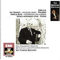 Sibelius;the Tempest