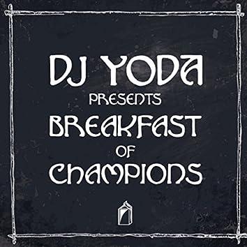 DJ Yoda Presents: Breakfast of Champions