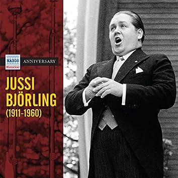 Jussi Björling (1911-1960) - Anniversary