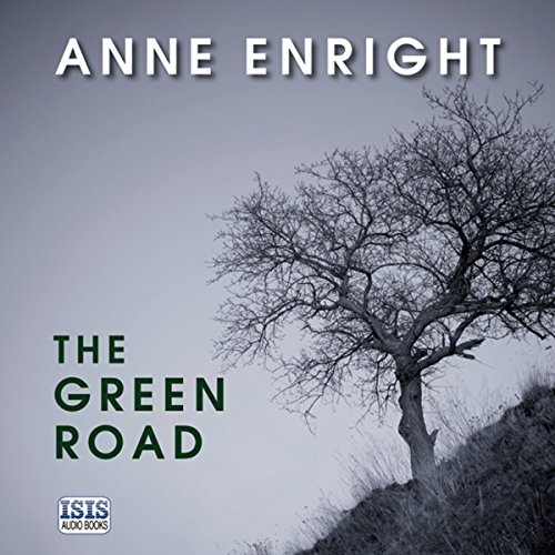 The Green Road audiobook cover art