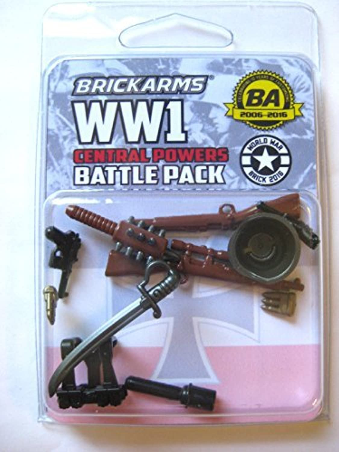 Brickarms WWI Central Powers Battle Pack by BrickArms