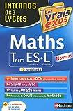 Interros des Lycées Maths Term ES.L
