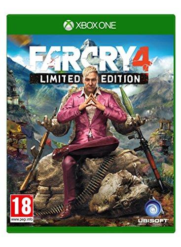 Far Cry 4 Limited Edition [AT-PEGI] - [XboxOne]