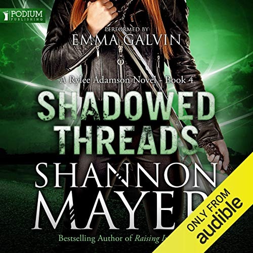Shadowed Threads Titelbild