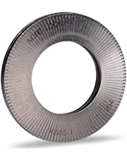 Nord-Lock roestvaststalen wigborgringen, extra grote buitendiameter, NL12spss-254 | Materiaal: Roestvast staal 254 SMO® | Sets per verpakking: 4