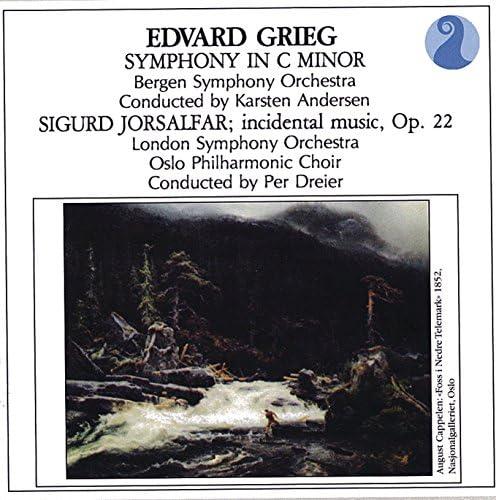 Bergen Symphony Orchestra, Karsten Andersen, London Symphony Orchestra, Oslo Philharmonic Chor & Per Dreier