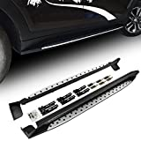 Side Steps Nurf Bar Running Board Suitable for Hyundai All New TUCSON 2016 2017