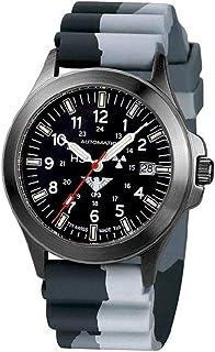 KHS - Tactical reloj hombre Black Platoon automática KHS.BPA.DC1