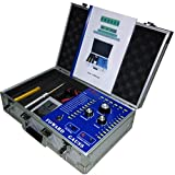FOWARD GAUSS VR9000 Professional Gold Metal Detector Finder Scanner Underground Long Range Gold Detector Digger Diamond Silver Copper Gold Detector Equipment Search Gold Hunter Detector