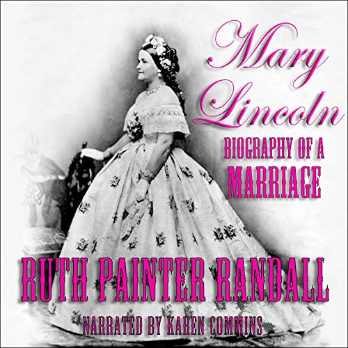 Couverture de Mary Lincoln