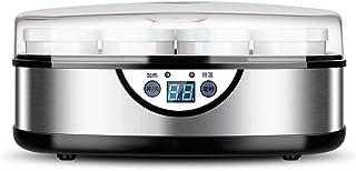 Household Yogurt Machine, Household Stainless Steel Housing, Automatic Large-capacity Yogurt Fermentation Machine, 8 Glass...