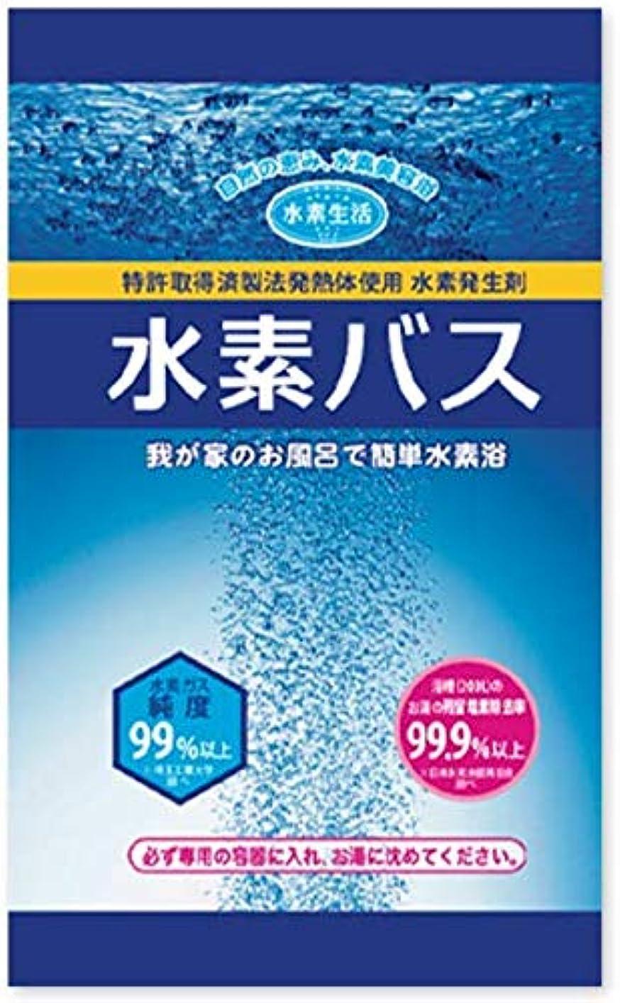 睡眠パラナ川インストール水素バス 水素剤 20袋(10袋入×2箱)<専用ケースなし>