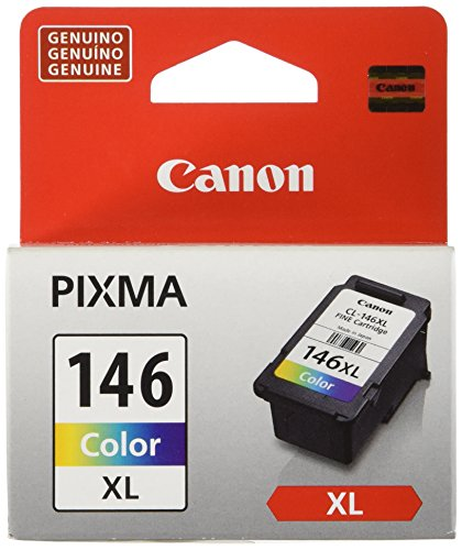 Canon Cartucho de Tinta PIXMA CL-146 XL de COLOR