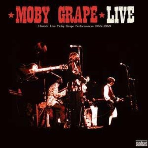 Moby Grape Live (2x180g Vinyl) Gatefold/Klapp [Vinyl LP]