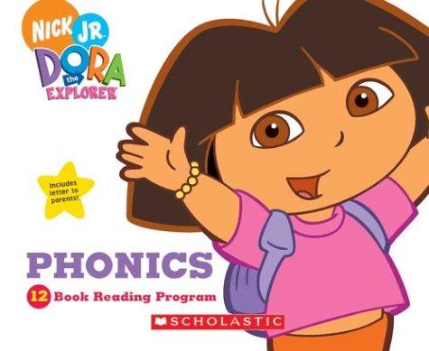 Dora the Explorer Phonics: 12 Book Reading Programの詳細を見る