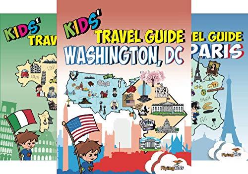 Kids' Travel Guide (18 Book Series)