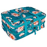 Natur@cho Double Insulated Casserole Travel Lunch Carry Bag, Expandable Thermal Food Lasagna Lugge...
