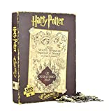 Rompecabezas/Jigsaw Puzzle Harry Potter - Marauders Map/Mapa del Merodeador