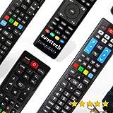 SUNSTECH - Mando A Distancia TELEVISIÓN SUNSTECH - Mando TELEVISOR SUNSTECH Mando A Distancia para SUNSTECH TV - Compatible Todas Las Funciones SUNSTECH