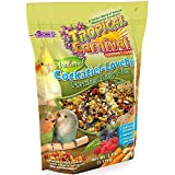 F.M. Brown Tropical Carnival Natural Cockatiel-Lovebird Food, 2.5-Pound Package