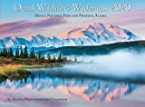 Denali Wildlife & Wilderness 2020 Alaska wall calendar