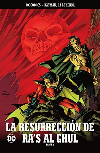 Batman, La Leyenda núm. 46: La Resurrección De Ra´S Al Ghul Parte 2