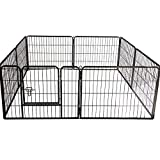 QRDA Dog Excercise Playpen Outdoor(l)
