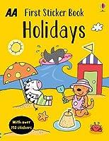 First Sticker Book Holidays