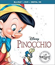 Best pinocchio movie cover Reviews