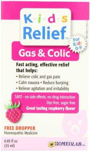 Homeolab Usa Gas & Colic 25 Ml