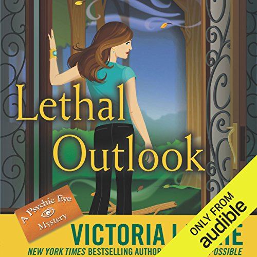 Lethal Outlook audiobook cover art
