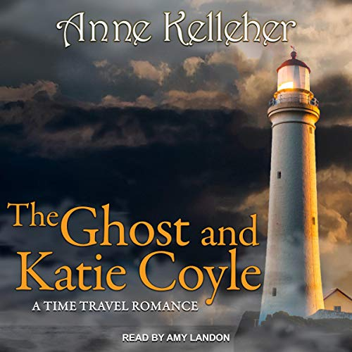 The Ghost and Katie Coyle audiobook cover art