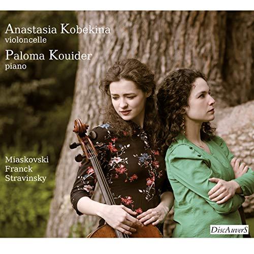 Anastasia Kobekina et Paloma Kouider