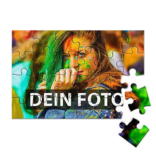 Foto-Puzzle 24 - 1000 Teile / inkl. Verpackung / mit eigenem Bild Bedrucken Lassen - 24 Teile - Kartonverpackung