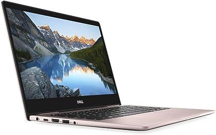 Dell 戴尔 Inspiron 13 7370 33.8 厘米 13.3 英寸 FHD 180 度转轴笔记本电脑 英特尔酷睿 i5-8250U 256GB 固态硬盘 英特尔 UHD Graphics 620 带共享图形* Win 10 家庭版 64 位德国版 粉色外壳