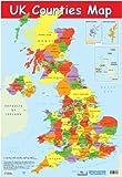 EU Landkreise Karte, 40 x 60 cm