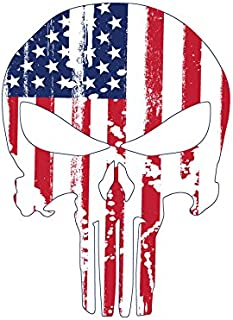 punisher rebel flag