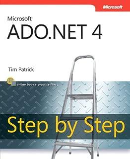 Microsoft ADO.NET 4 Step by Step (Step by Step Developer)