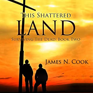 This Shattered Land cover art