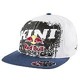 Kini Red Bull - Cappellino da baseball - Uomo Bianco