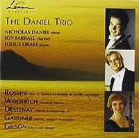 Oboe Clarinet & Piano by DANIEL TRIO