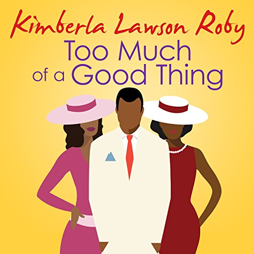 Too Much of a Good Thing audiobook cover art