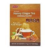 Best Ginger Teas - Pocas Honey Ginger Tea, Original, 12.7 Ounce, 20 Review