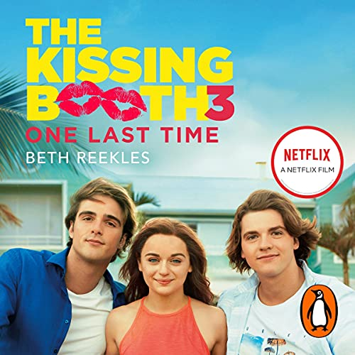 The Kissing Booth 3: One Last Time cover art