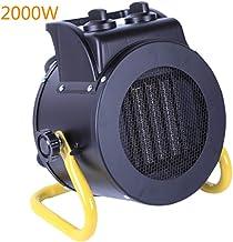 Soplador De Aire Caliente De Potencia 2000 W / 3000 W Calentador De Alta Potencia Calentador Baño Oficina Ventilador De Aire Caliente Ahorro De Energía Calefacción Eléctrica Cría Cuatro Estaciones S